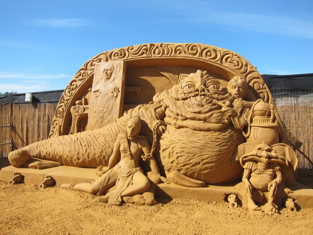 jabba sand
