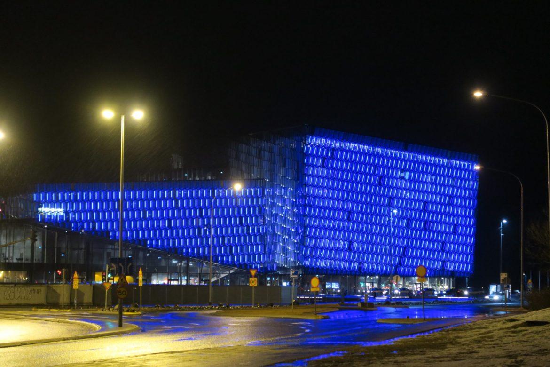 Walkabout in Reykjavik