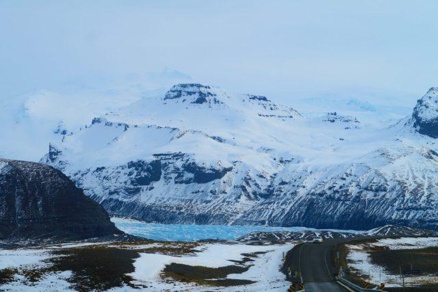 glacier tongue