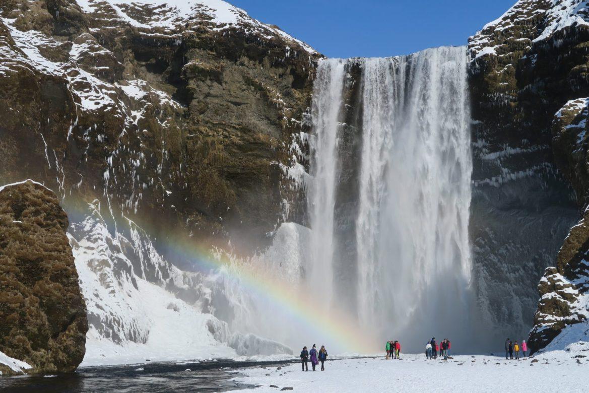 The Beautiful Waterfalls of Iceland