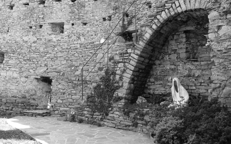 Ghosts at Vezio Castle
