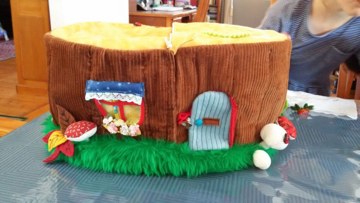 Toy Mouse House