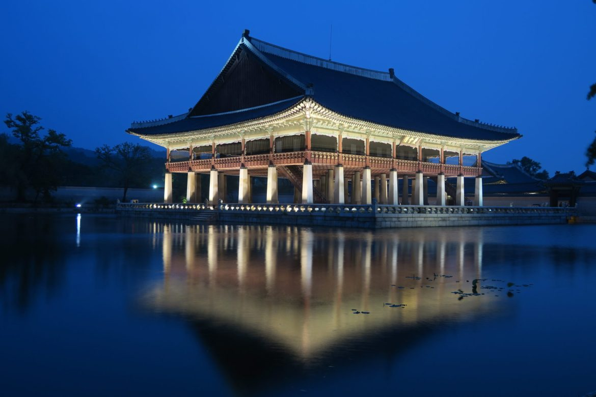 The Grandest Palace in South Korea