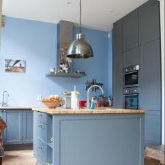 Kitchen Art Decor Designer Sinks 蓝色厨房艺术漆装修效果 艺术漆装修效果图 深圳市健康源装饰材料工程有限公司