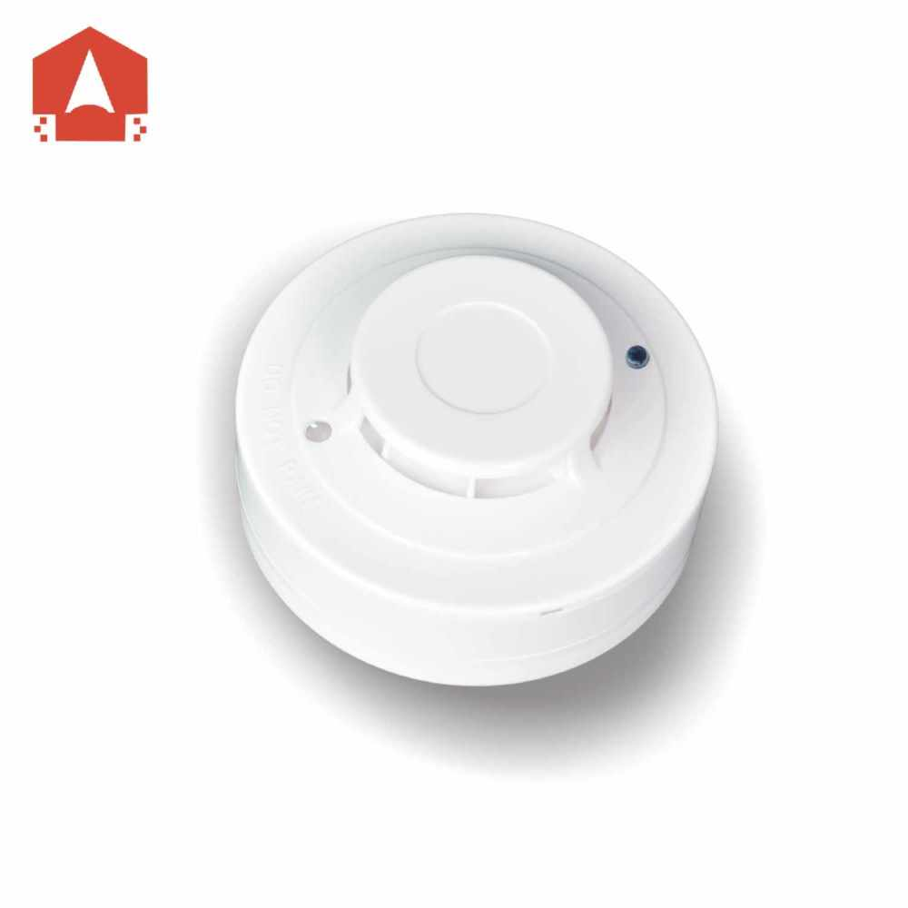 medium resolution of 4 wire smoke detector with relay output yt142c shenzhen convoys fire