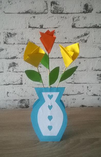 Kwiatki na Dzień Kobiet