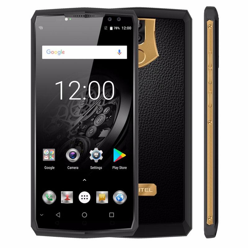 OUKITEL K10 6.0 inch MTK6763 Octa Core Android 7.0 4G Smart Phone - Shenzhen Miracle Electronic Technology Co..LTD
