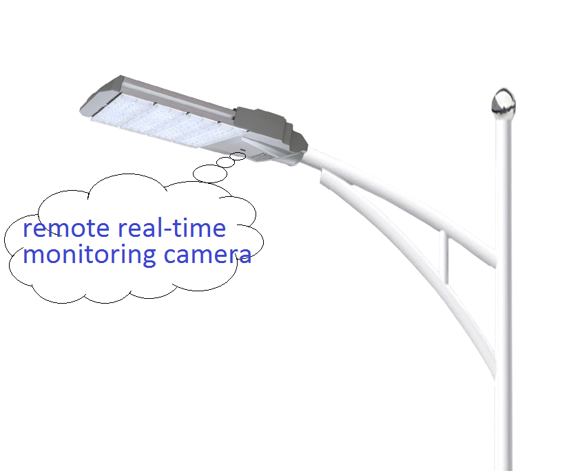 Intelligent Led Street Light Via WiFi Remote Monitoring