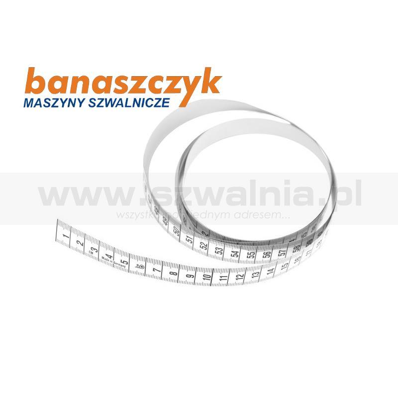 Adhesive tape-measure ADHESIVO GL cm silver