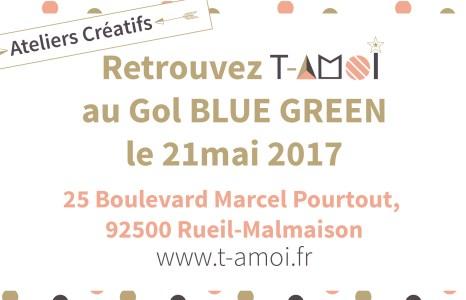 Retrouvez T-amoi le dimanche 21 mai à Rueil Malmaison