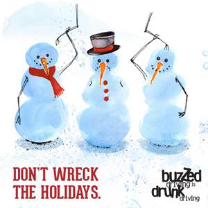 NHTSA_holiday buzzed