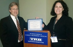 2016 TRB Award for TDS