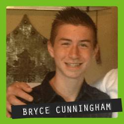 Cunningham, Bryce