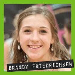 Friedrichsen, Brandy