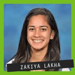 Lakha, Zakiya