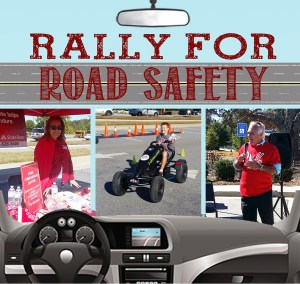 Rally for Road Safety Event, Georgia