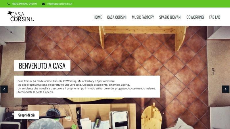 Casa Corsini header sito