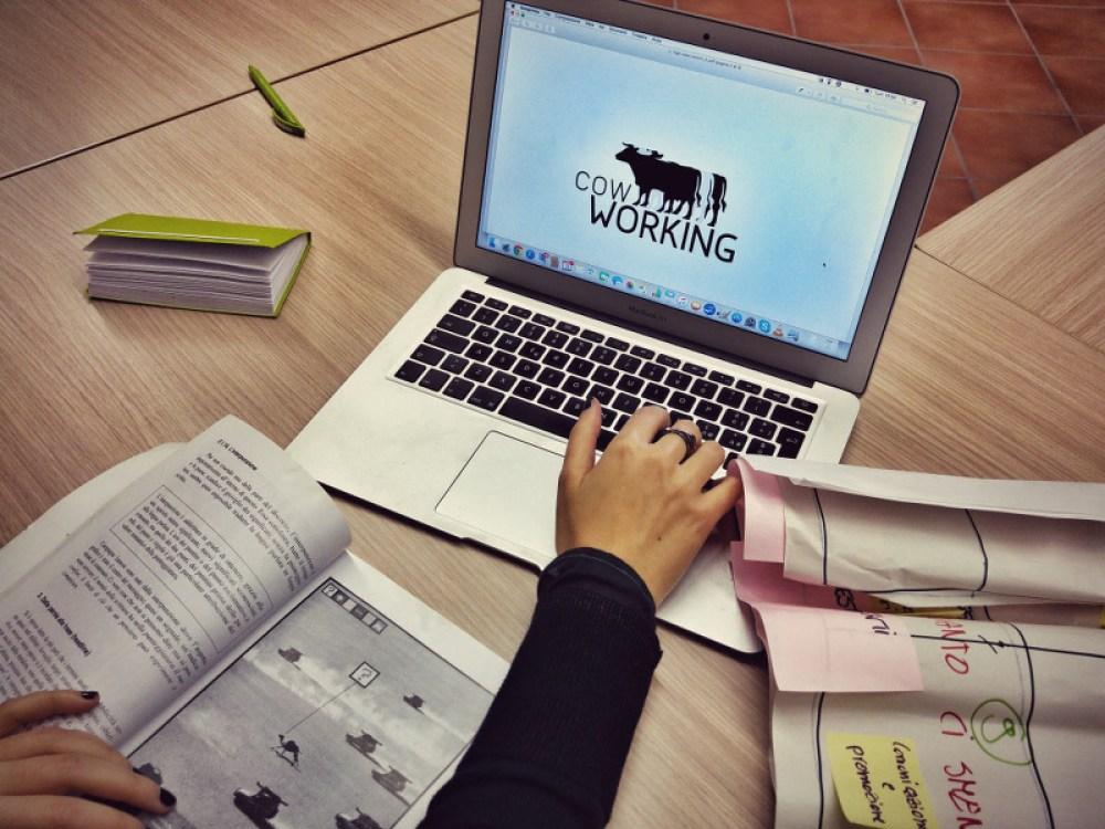 Sito e identità visiva Casa Corsini - Coworking