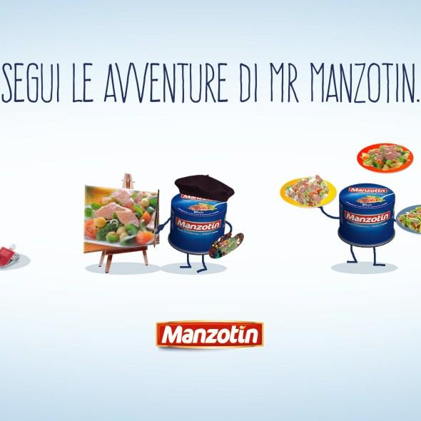 Social Media Manager e Content - Manzotin