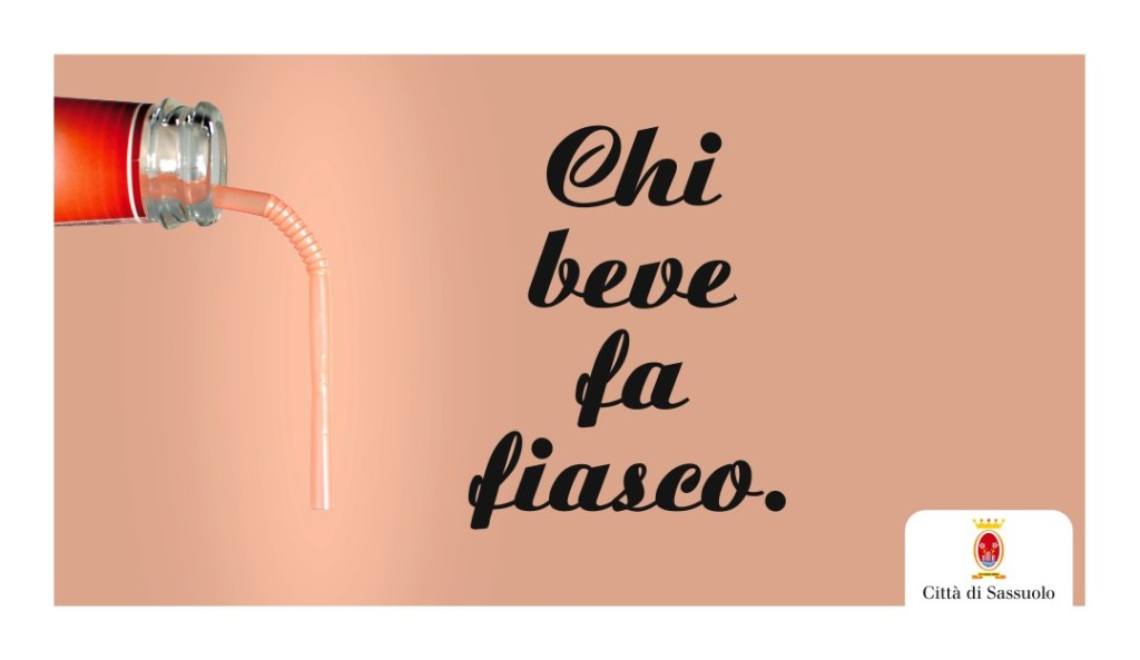 Don't drink'n'drive - Corso tenuto dal copywriter Diego Fontana