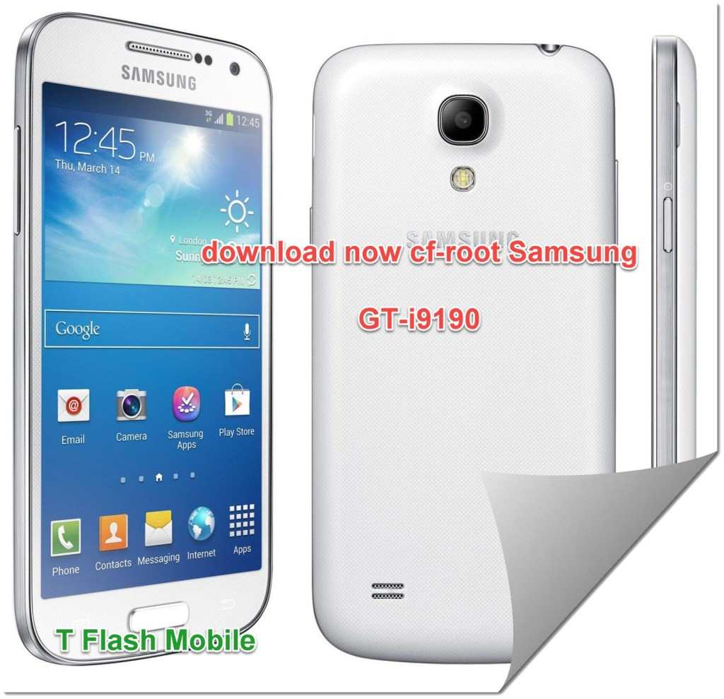 cf-root samsung gt-i9190 download