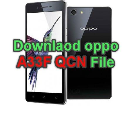 Oppo a33f dead flash file