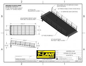 NATION RAMPS PORTABLE LOADING DOCK RAMP DIVISION: IN THE