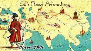 mappa di Marco Polo