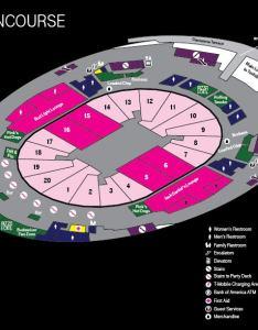 Concourse maps also arena  mobile rh mobilearena