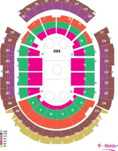 Purchase parking seating chart also frozen fury xviii los angeles kings vs dallas stars  mobile arena rh mobilearena