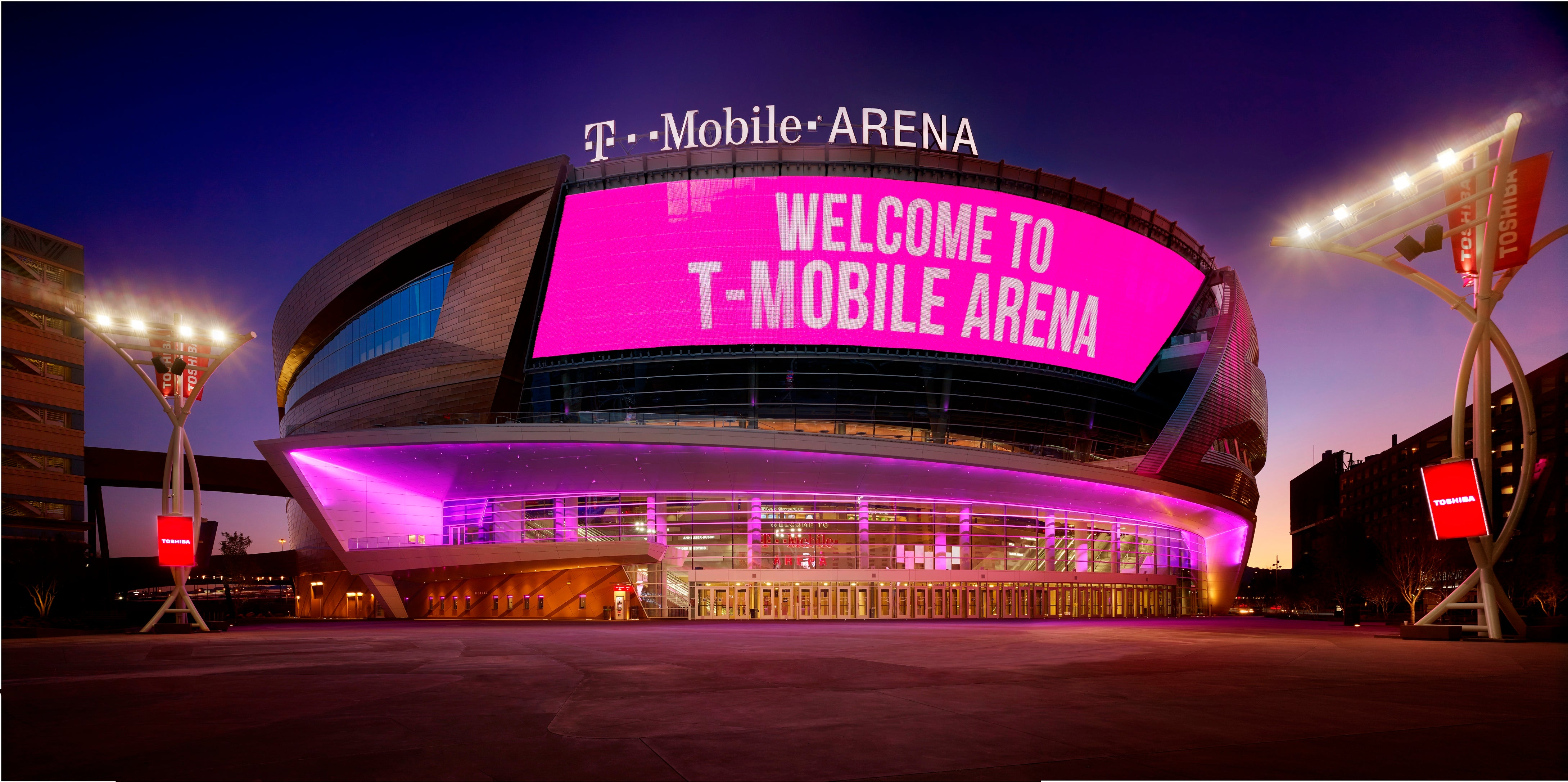 Image result for t mobile arena