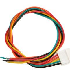 5 pin joystick harness for sanwa jlf h 5 pin trailer wiring harness diagram 5 pin wiring harness [ 1500 x 1071 Pixel ]