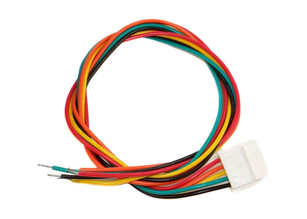 medium resolution of 5 pin joystick harness for sanwa jlf h 5 pin trailer wiring harness diagram 5 pin wiring harness