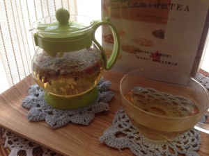 mirey茶箱・ポット・カップ