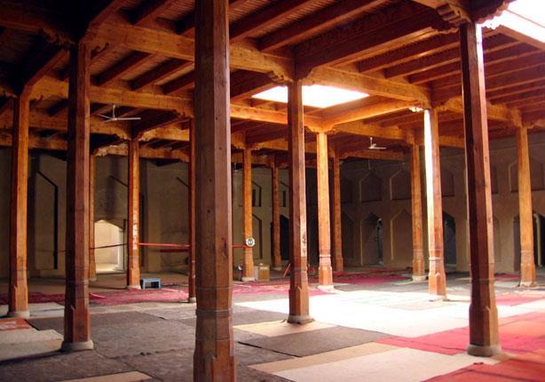 امین مناره مسجد! (10)