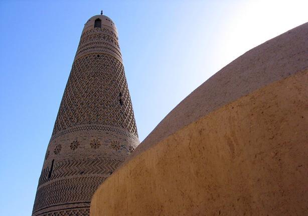 امین مناره مسجد! (11)