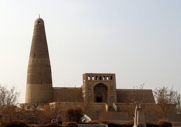 امین مناره مسجد! (5)