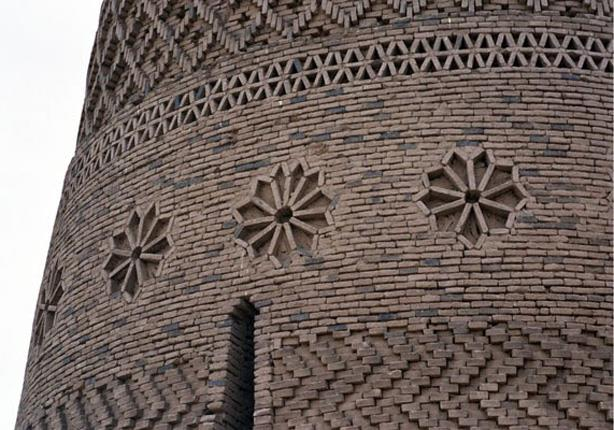 امین مناره مسجد! (8)