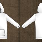 Vector Hoodie T-shirt Template