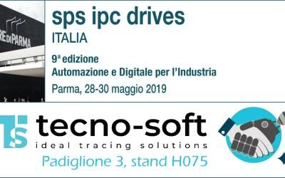 Sps Ipc Drives 2019: Tecno-Soft presenta l'Automazione 4.0