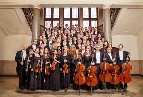 Jenaer Philharmonie  Frhjahrskonzert  Theater Arnstadt