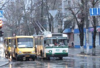 Картинки по запросу троллейбусы маршрутки херсон