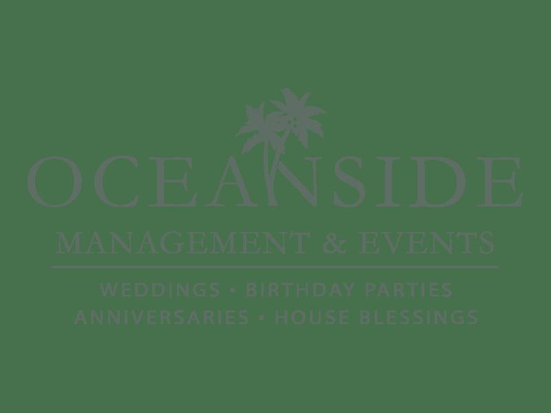 Oceanside Event Management Logo
