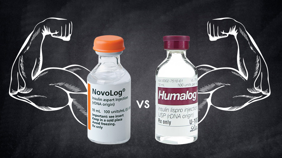 What is the Difference between Novolog vs Humalog