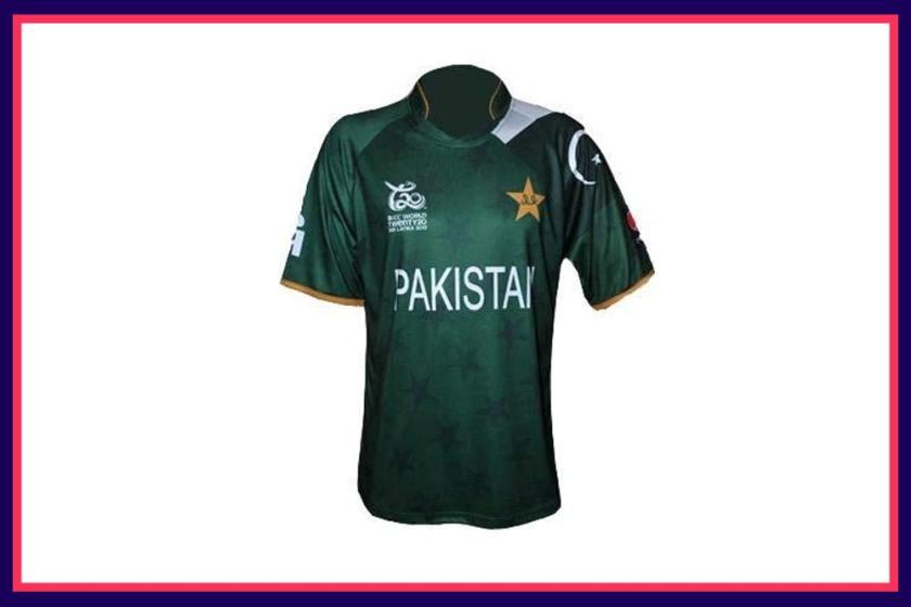 Pakistan Team Kit