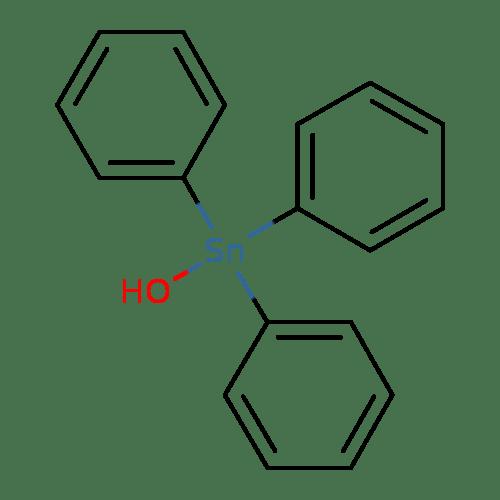 T3DB: Hydroxytriphenylstannane