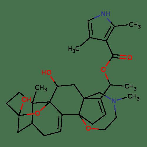 T3DB: Batrachotoxin
