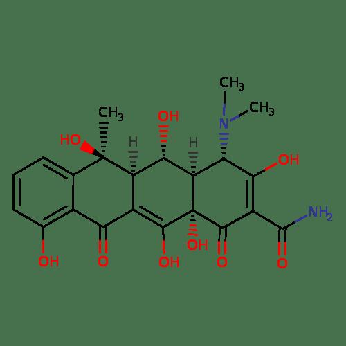 T3DB: Oxytetracycline