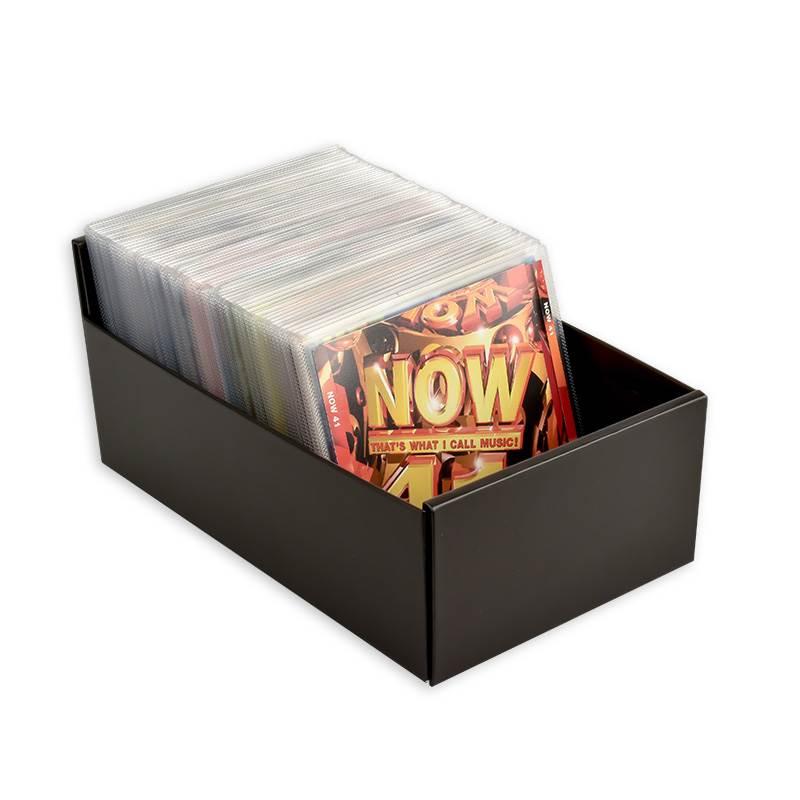 boite de rangement pour les pochettes dvd cd et blu ray