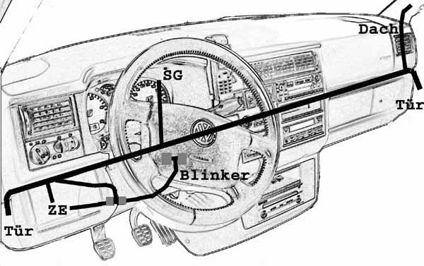 Schaltplan Vw T4 Blinker